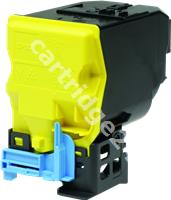 Original Epson toner yellow C13S050590 S050590