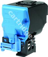 Original Epson toner cyan C13S050592 S050592