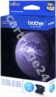 Original Brother ink cartridge cyan LC1220C LC-1220