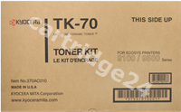 Original Kyocera toner black TK-70 370AC010