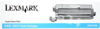 Original Lexmark toner cyan 12N0768