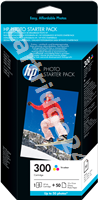 Original HP value pack colour CG846EE 300