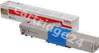 Original OKI toner magenta 44973534