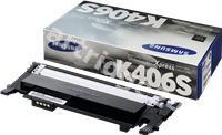 Original Samsung toner black CLT-K406S