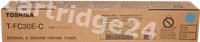 Original Toshiba toner cyan T-FC30EC 6AG00004447