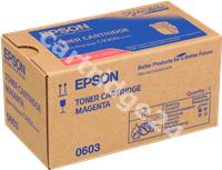 Original Epson toner magenta C13S050603 0603