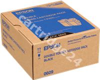 Original Epson toner black C13S050609 0609