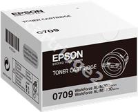 Original Epson toner black C13S050709 0709