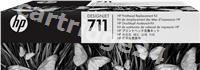 Original HP printhead C1Q10A 711