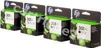 Original HP value pack colour PROMO 301 XL 4PCK 301 XL