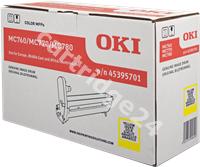 Original OKI imaging drum yellow 45395701