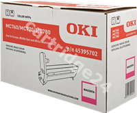Original OKI imaging drum magenta 45395702