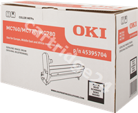 Original OKI imaging drum black 45395704