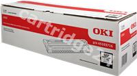 Original OKI imaging drum black 45103716