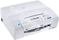 Original Brother printer DCP-195C