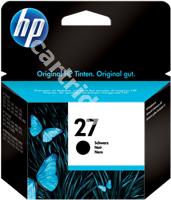 Original HP ink cartridge black C8727AE 27