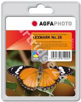 Original Agfa Photo ink cartridge colour APL26C Agfa Photo