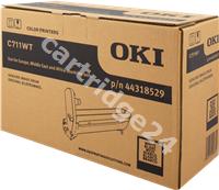 Original OKI imaging drum white 44318529